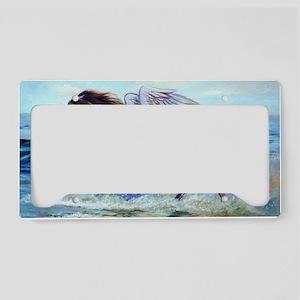 Pegasus Oceanus License Plate Holder