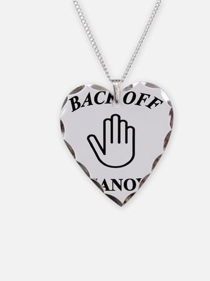 Back Off Casanova Necklace