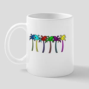 Palm Trees Mug