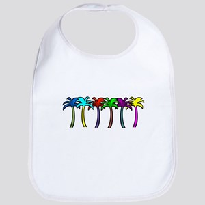 Palm Trees Bib
