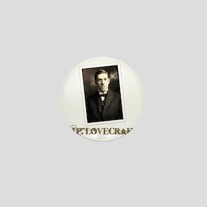 HP Lovecraft Mini Button