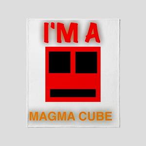 MagmaCube Throw Blanket