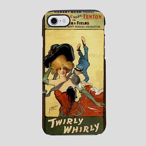 Twirly whirly - J Ottmann Lith - 1904 iPhone 7 Tou