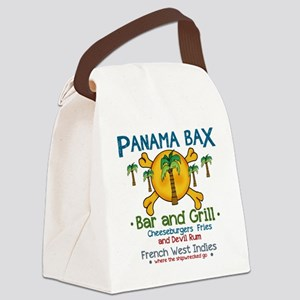 PANAMA BAX Canvas Lunch Bag