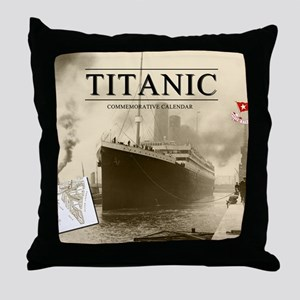 Calendar-Cover-Standard Throw Pillow
