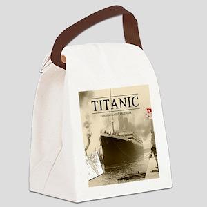 Calendar-Cover-Standard Canvas Lunch Bag