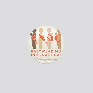 Babywearing International of CNY Logo Mini Button