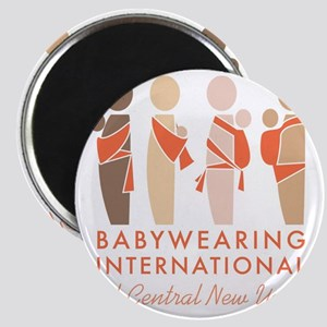 Babywearing International of CNY Logo Magnet