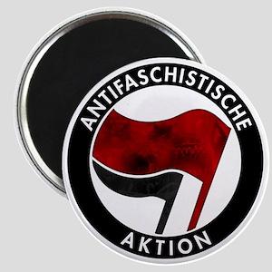 Antifa Logo Magnet