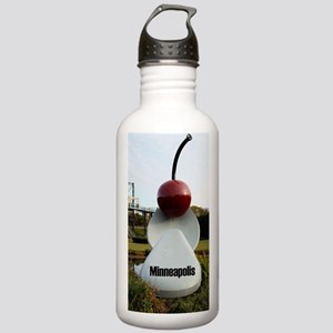 Minneapolis_2.2x4.56_N Stainless Water Bottle 1.0L