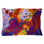 The Power of Love Pillow Case