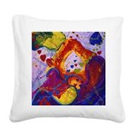 The Power of Love Square Canvas Pillow