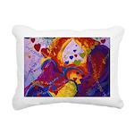 The Power of Love Rectangular Canvas Pillow