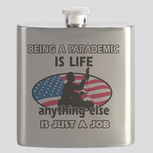 Paramedic job designs Flask