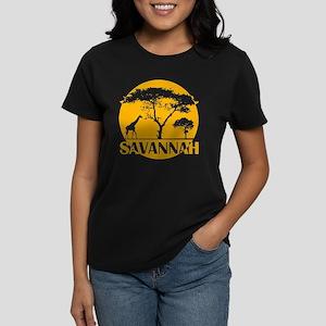 wt34_sava Women's Dark T-Shirt