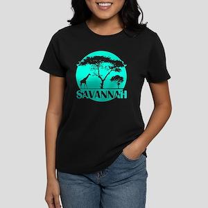 tl34_sava Women's Dark T-Shirt
