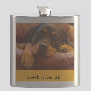 Dont Give Up Flask
