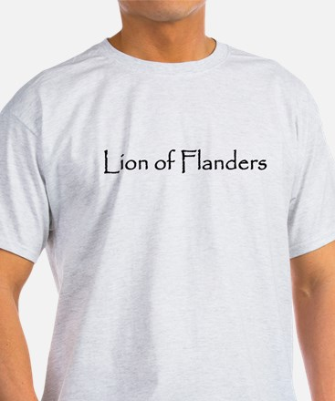 Lion of Flanders T-Shirt