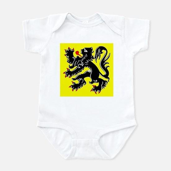Lion of Flanders Infant Bodysuit