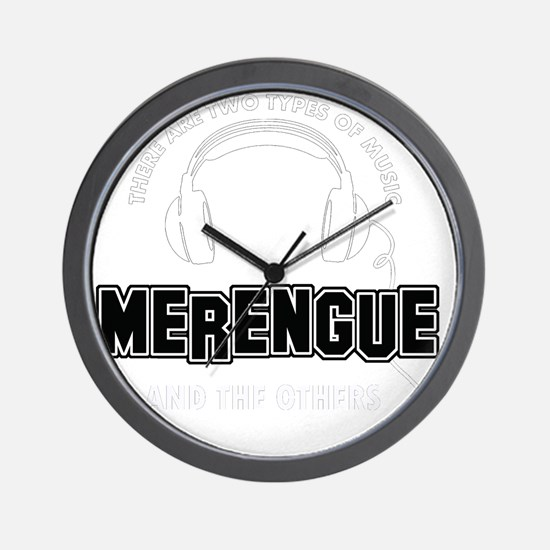Merengue And The Others Wall Clock