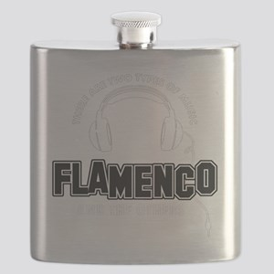 Flamenco And The Others Flask