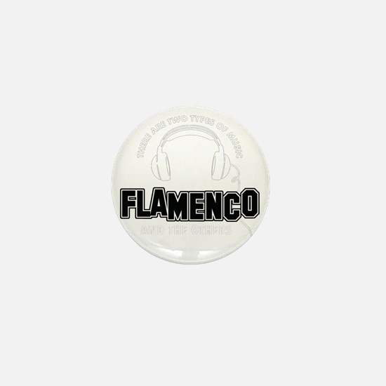 Flamenco And The Others Mini Button