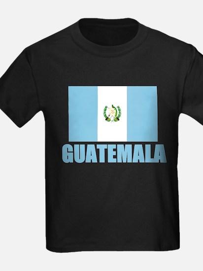 Guatemala Flag T