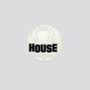 House And The Others Mini Button