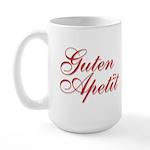 Guten Apetit Large Mug