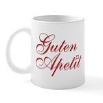 Guten Apetit Mug