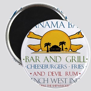 Panama Bax Bar and Grill 1 Magnet