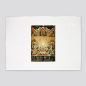 Arabian nights - Courier - 1888 5'x7'Area Rug
