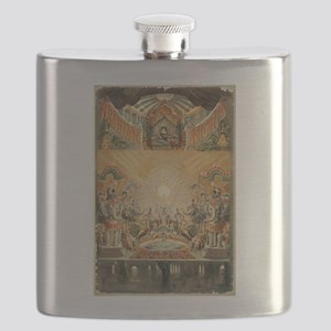 Arabian nights - Courier - 1888 Flask