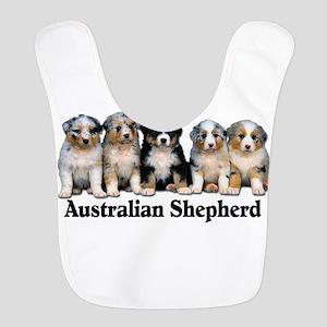 aussie pups with breed Bib