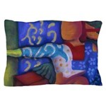 Bridge Inner & Outer Worlds Pillow Case