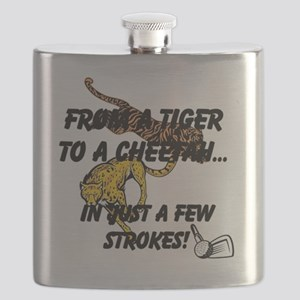 From A Tiger To A Cheetah...In Just A Few St Flask