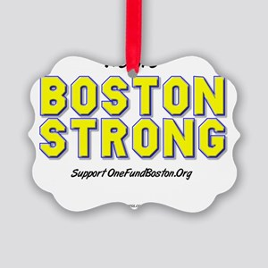 BOS Strong Picture Ornament
