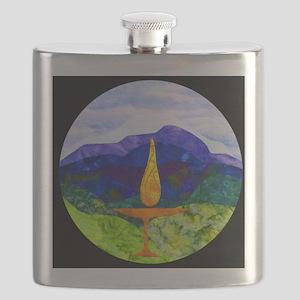 Mountains Chalice Cir Flask