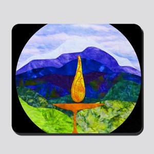 Mountains Chalice Cir Mousepad