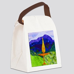 Mountain Chalice Canvas Lunch Bag