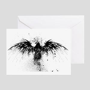 The Freedom Eagle Greeting Card