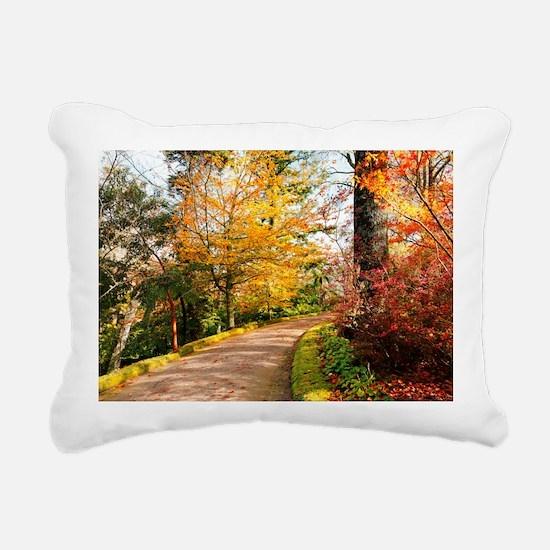 Autumn colors Rectangular Canvas Pillow