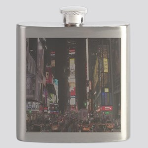 Times Square Flask
