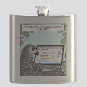 Searching for Prey Flask