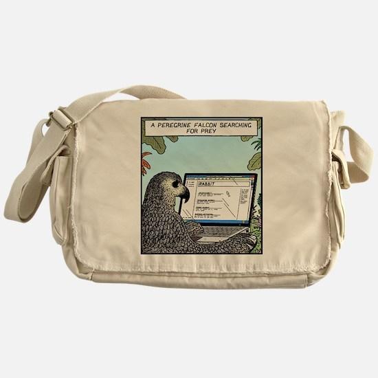Searching for Prey Messenger Bag