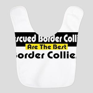 Border Collie Bumper Bib
