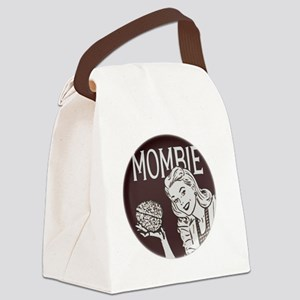 Mombie Canvas Lunch Bag