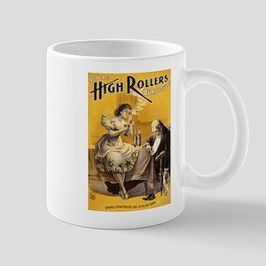 Deveres High Rollers Burlesque Co 2 - HC Miner Lit