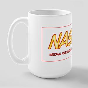 NASBAR Large Mug