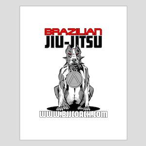 BRAZILIAN JIU JITSU Small Poster